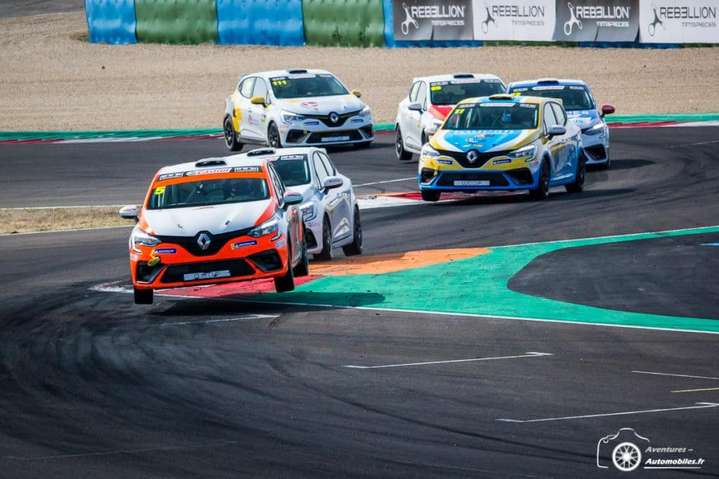 Renault Clio Cup (Magny-Cours 2020)