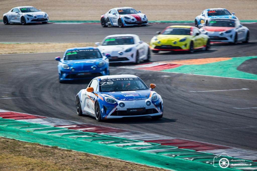 Alpine Cup (Magny-Cours 2020)