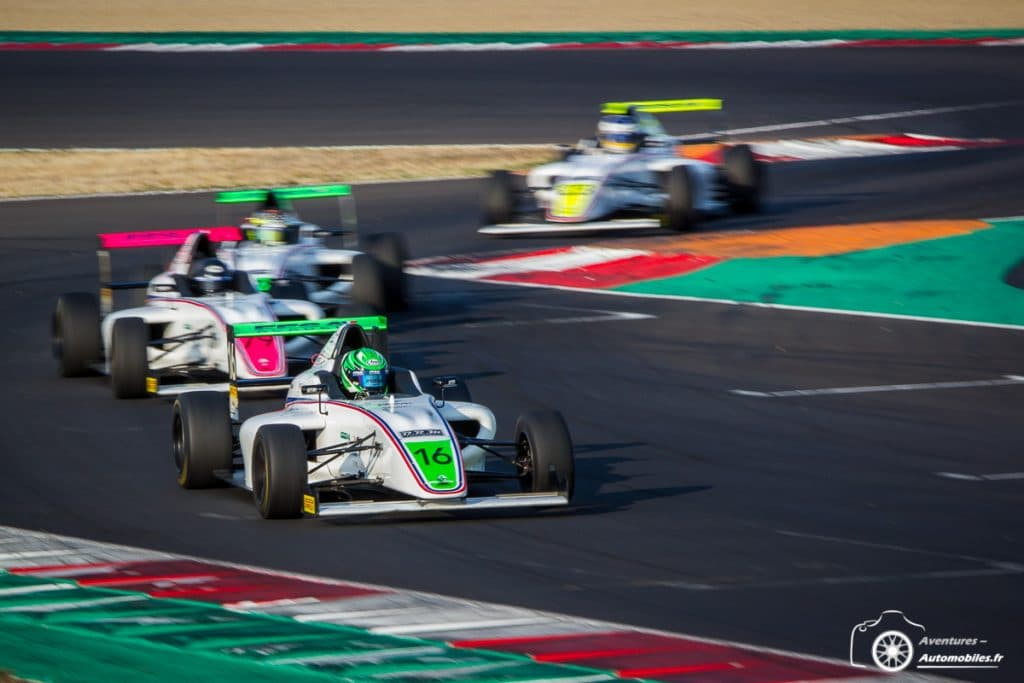 Monoplace (Magny-Cours 2020)
