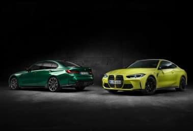 BMW M3 (G80) et M4 (G82)