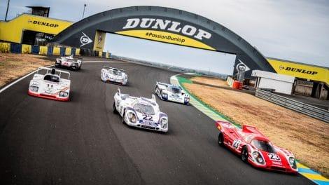 Porsche aux 24 heures du Mans
