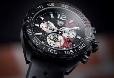"TAG Heuer Formula 1 ""Indy 500 Special Edition"" 2020"