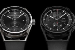 "Porsche Design collection ""Sport Chrono"""