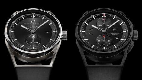 """Porsche Design collection """"Sport Chrono"""""""