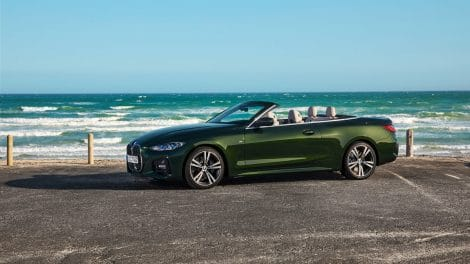 BMW Série 4 Cabriolet (G23)