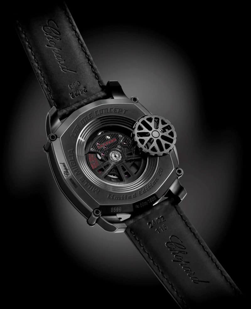 Chopard Mille Miglia Lab One Concept