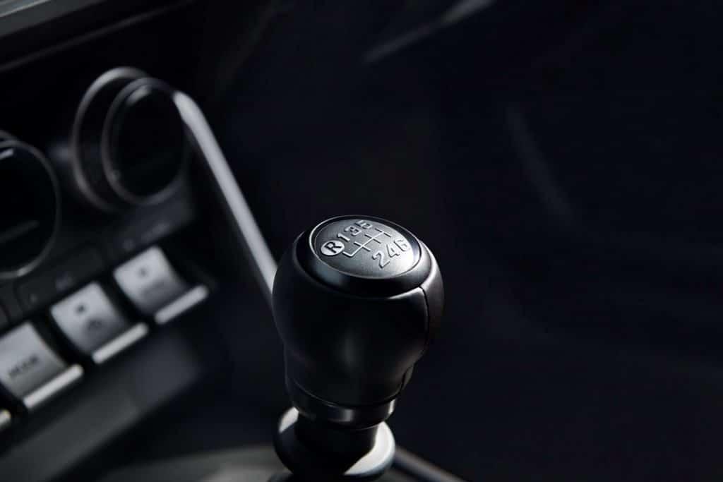 Subaru BRZ (2021)