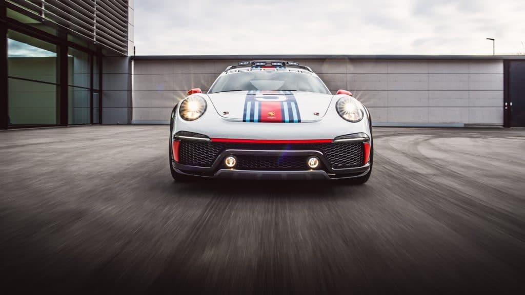 Porsche 911 Vision Safari (2012)