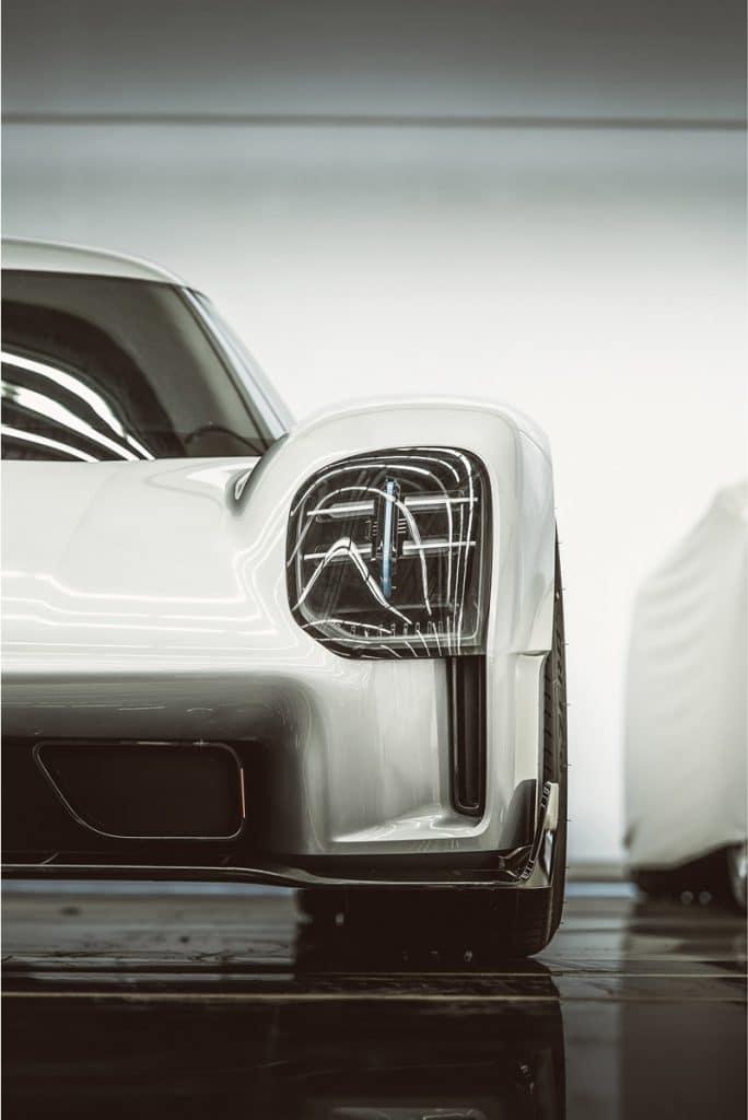 Porsche 919 Street (2017)