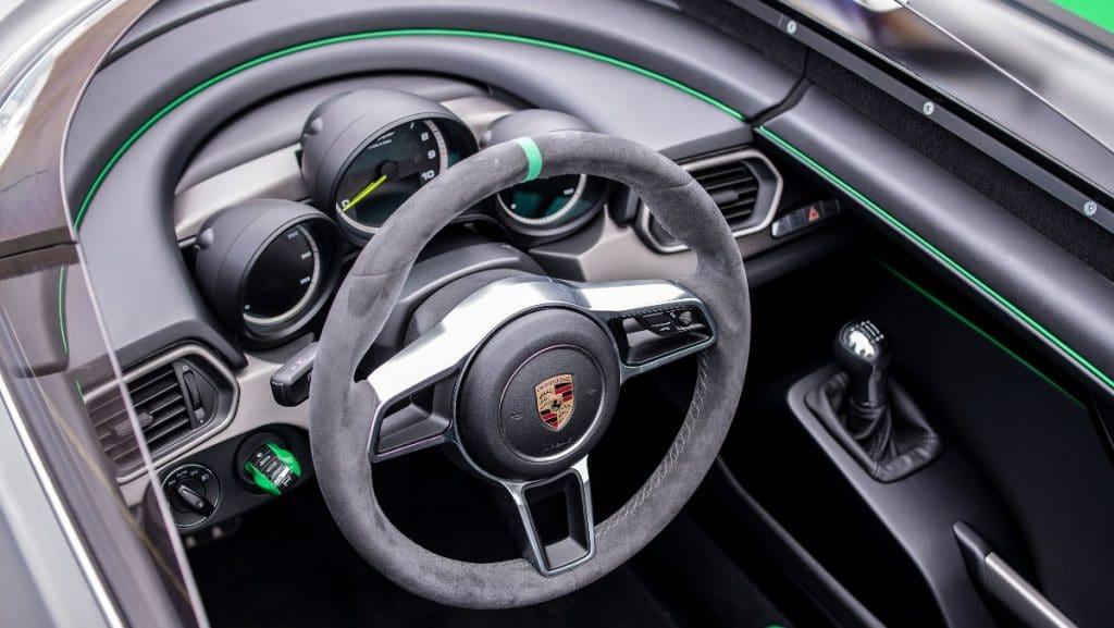 Porsche Boxster Bergspyder (2014)