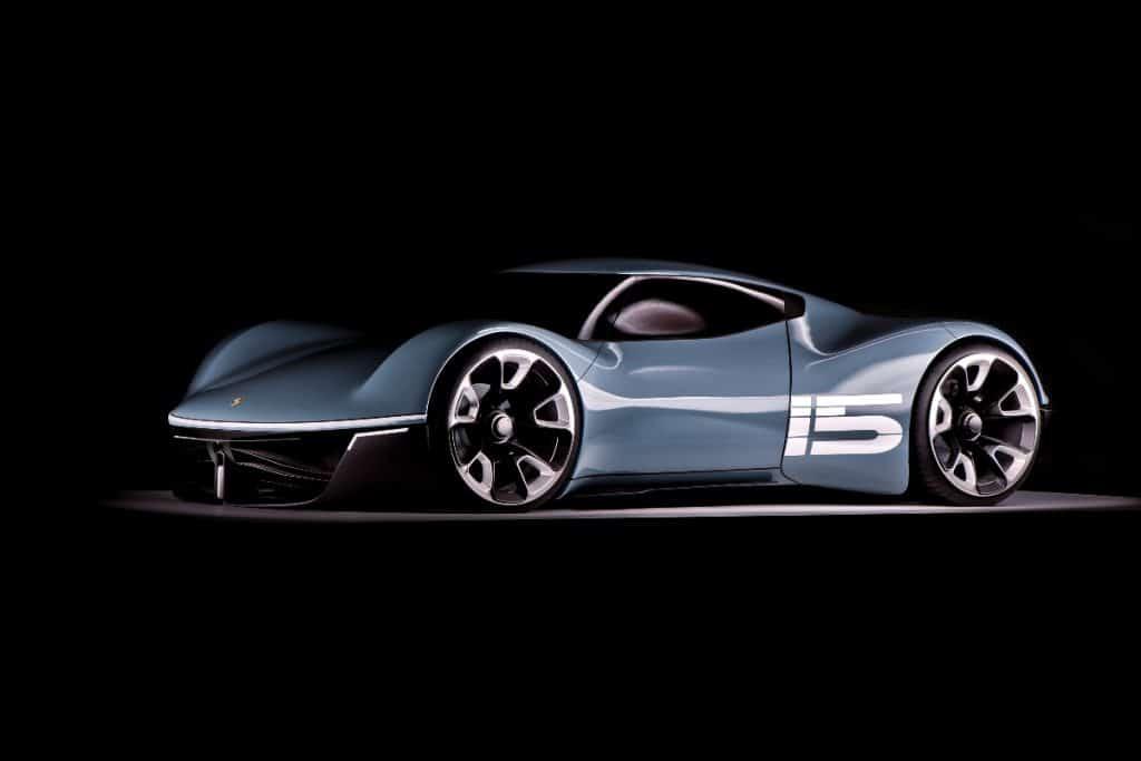 Porsche Vision 916 (2016)