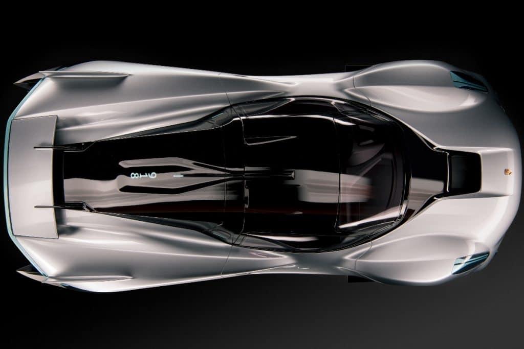 Porsche Vision 918 RS (2019)