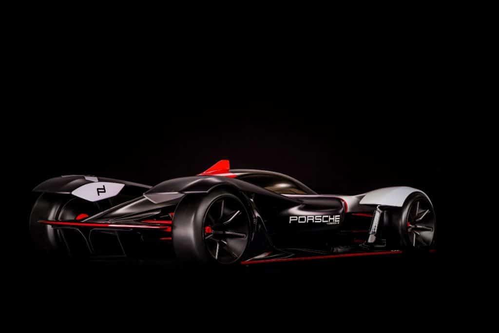 Porsche Vision E (2019)