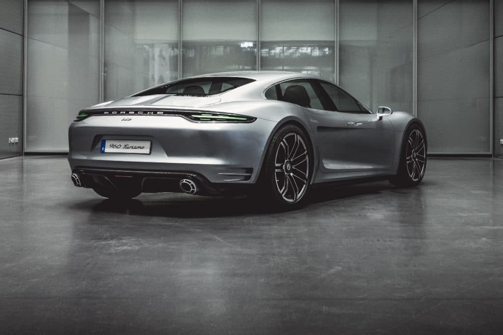 Porsche Vision Turismo (2016)
