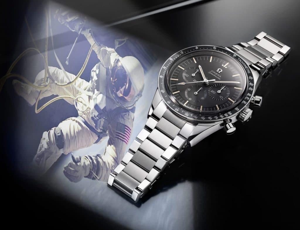 OMEGA Speedmaster Moonwatch Professional Chronographe