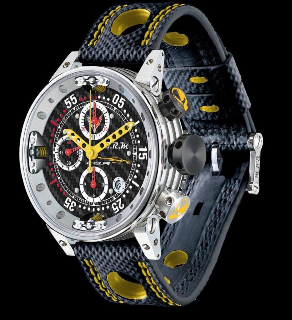 """B.R.M V12-46-SA-COR-C8-AJ """"Corvette Racing C8.R"""""""