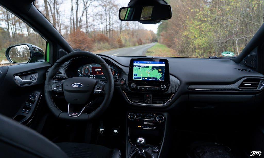 Ford Puma ST intérieur
