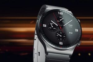 Porsche Design Huawei Watch GT 2-0