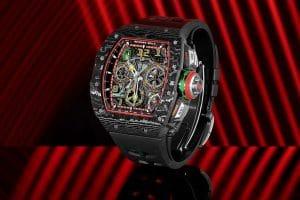 Richard Mille RM 65-01 Chronographe à Rattrapante Automatique