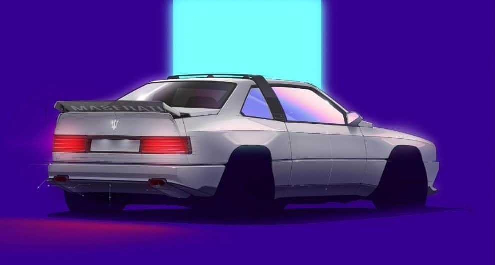 Maserati FuoriSerie Rekall