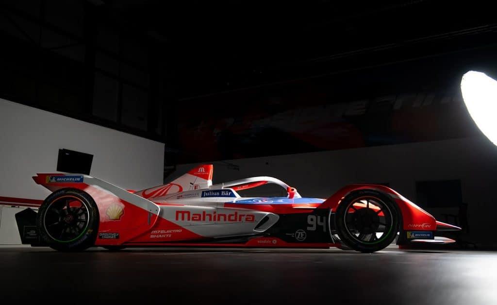 Maurice Lacroix Formule E Mahindra 2020/2021