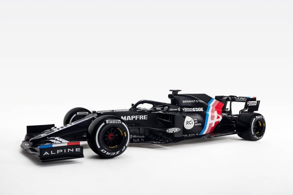 Alpine F1 A521 (2021)