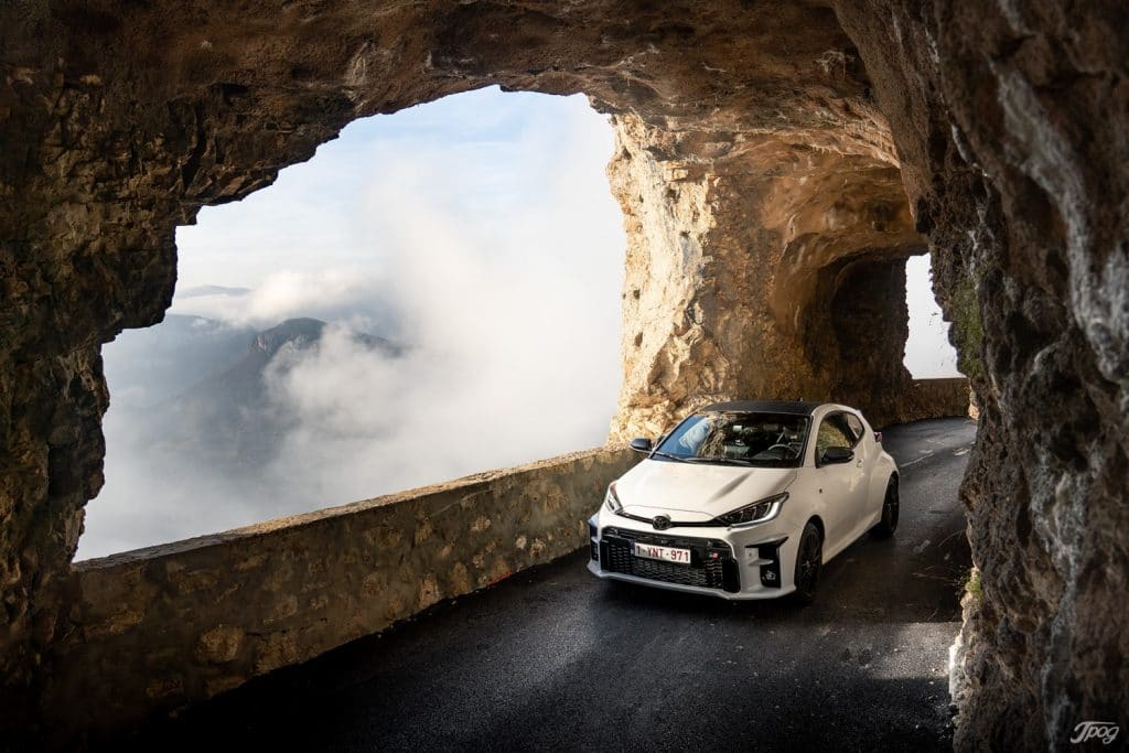 Toyota Yaris GR - Jpog Photographie