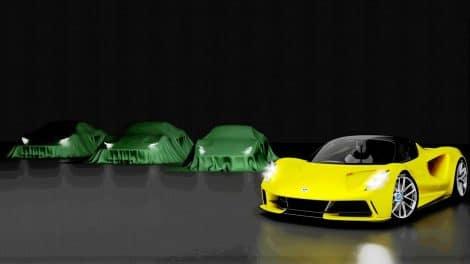 Lotus new Sports Car Series 2021