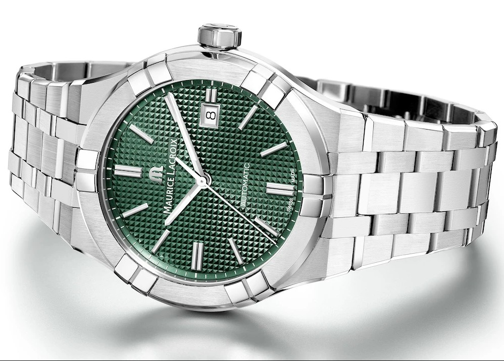 MAURICE LACROIX Aikon Automatic Green