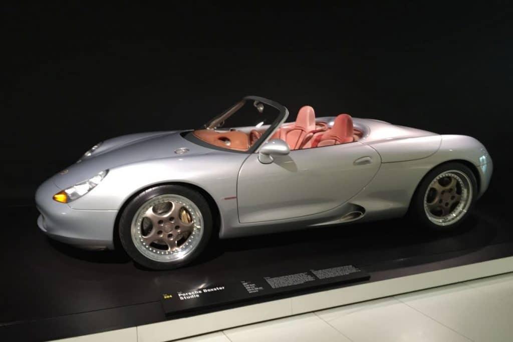 Porsche Boxster concept 1993