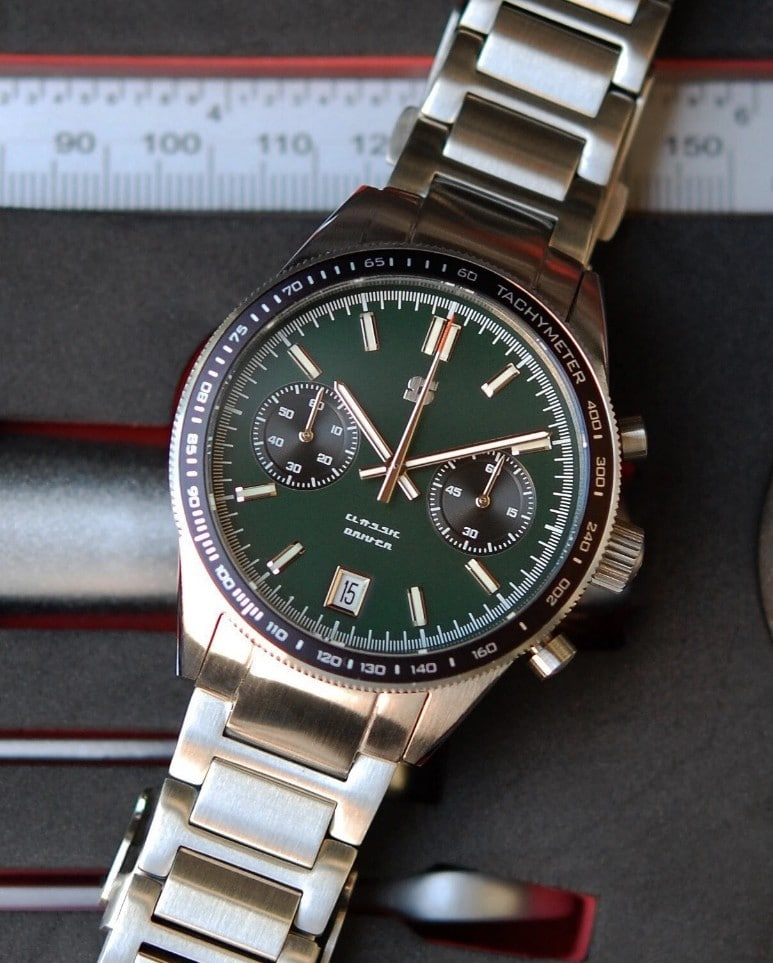 STRATON WATCH Co Classic Driver