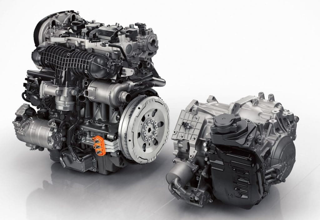Volvo Twin Engine T8 ISG