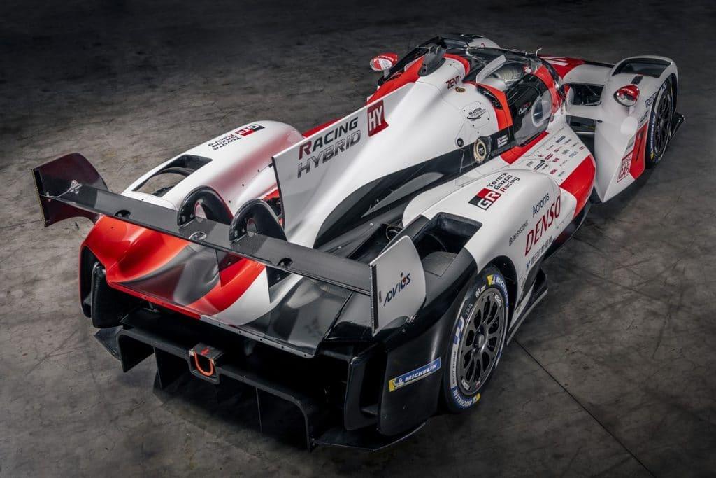 Toyota Gazoo Racing GR010 Hybrid Hypercar (2021)