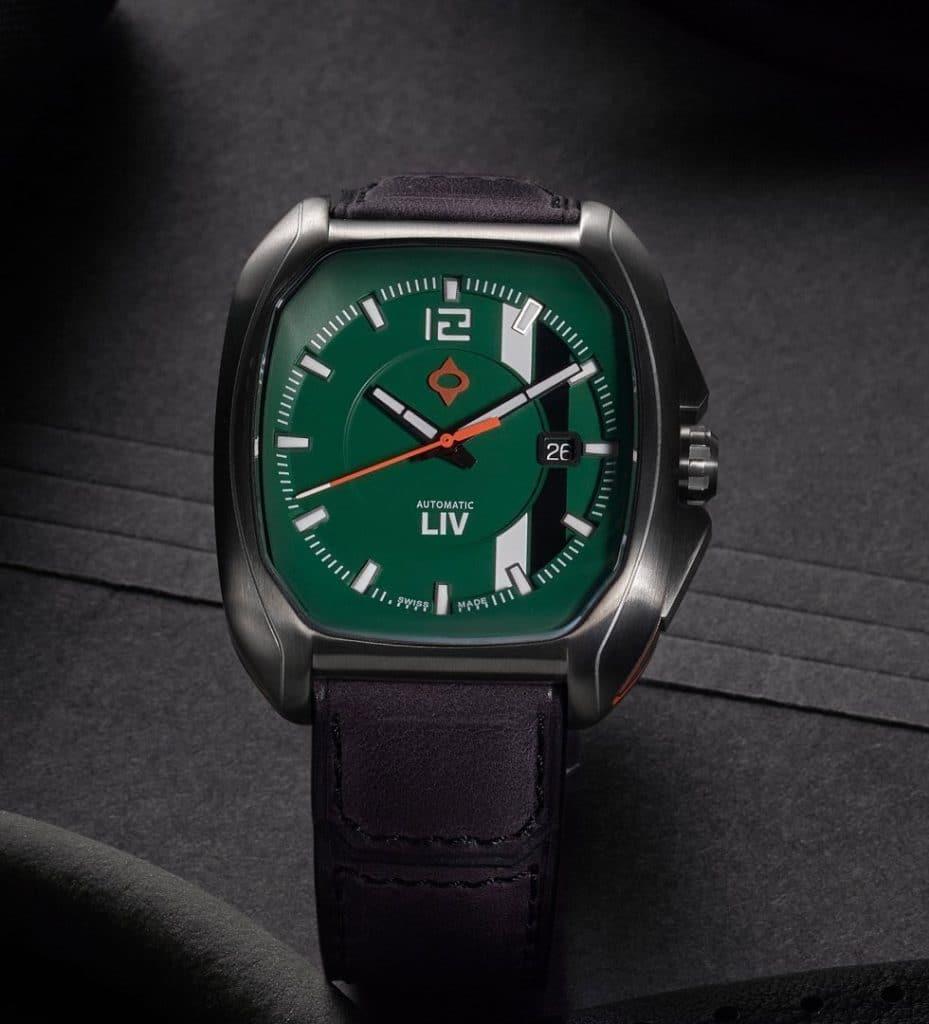 LIV Rebel-AR Monza Green