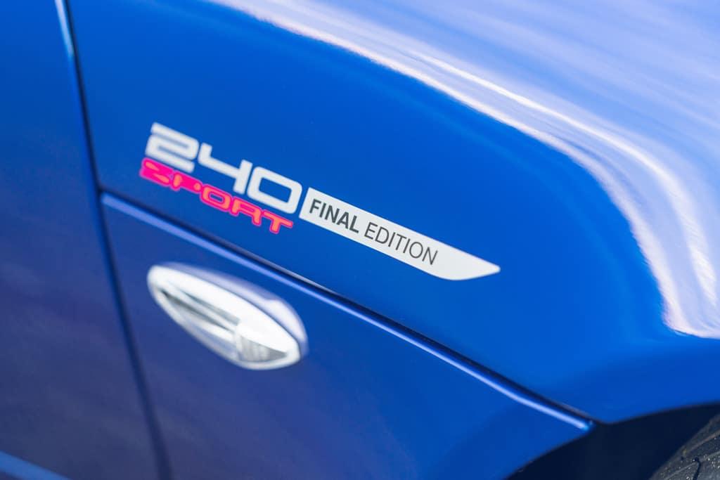 Lotus Elise Sport 240 Final Edition