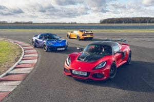Lotus Elise et Exige Final Edition
