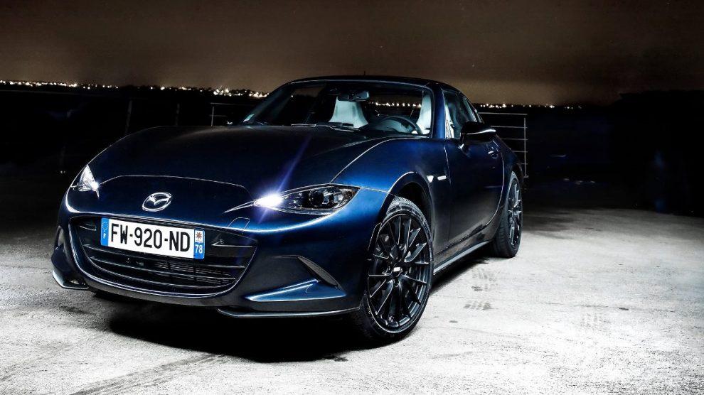 Mazda MX-5 Seiza Edition