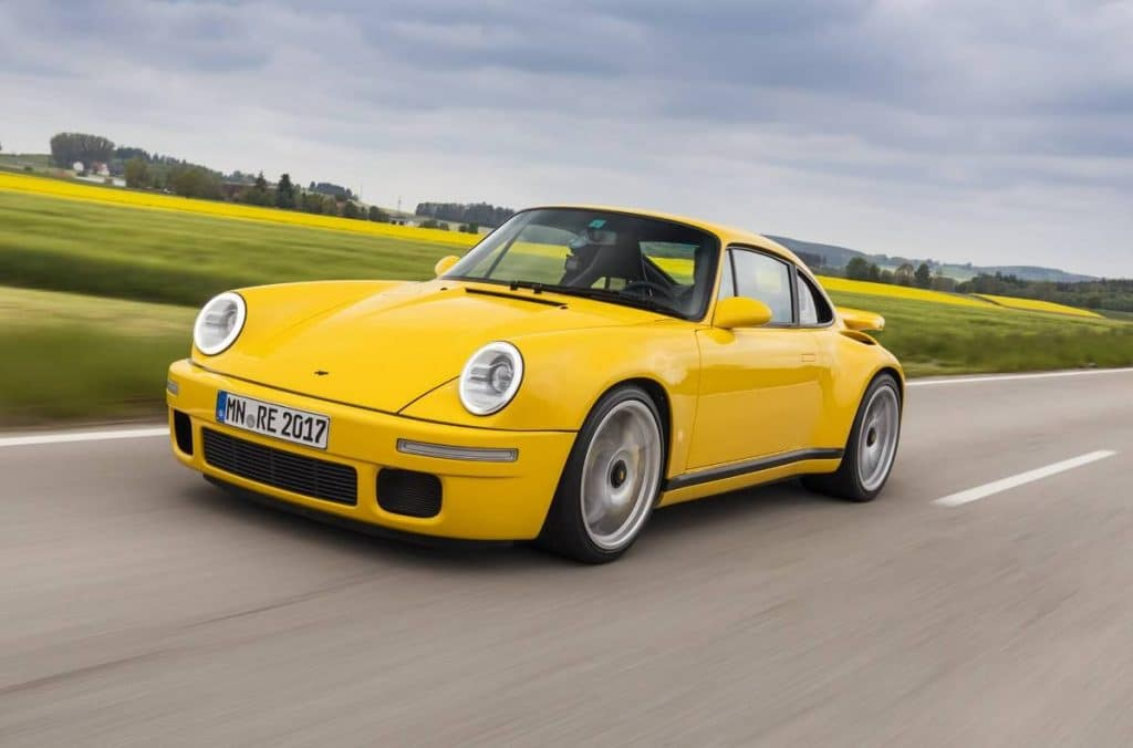RUF CTR Yellowbird (2017)