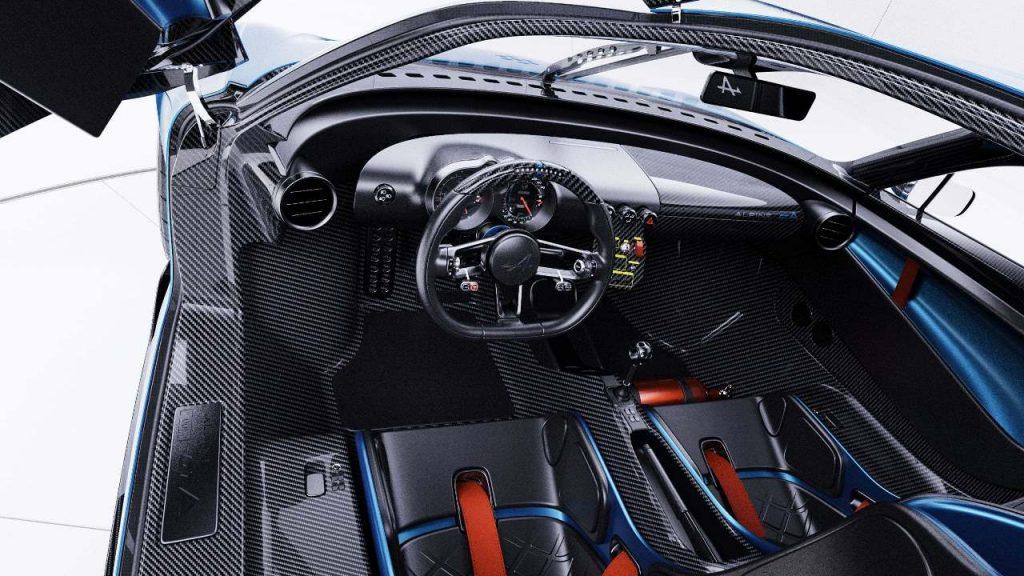 Alpine GTA Concept (2021) - Arseny Kostromin