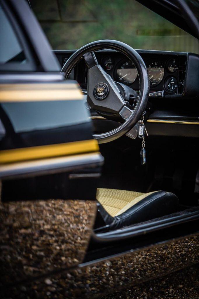 Lotus Esprit S2 « JPS commemorative edition »