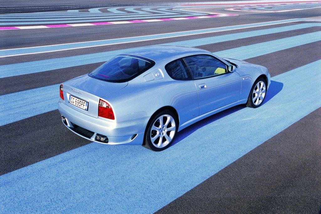 Maserati Coupé GT ( 4200 GT)
