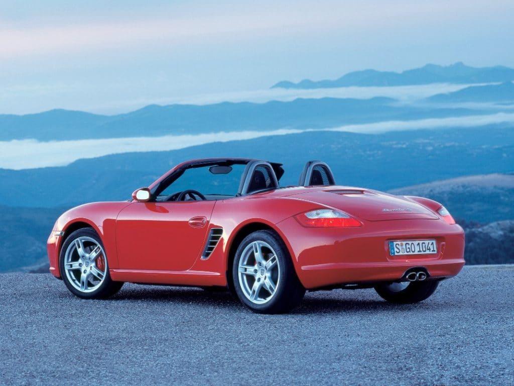 Porsche Boxster S 987