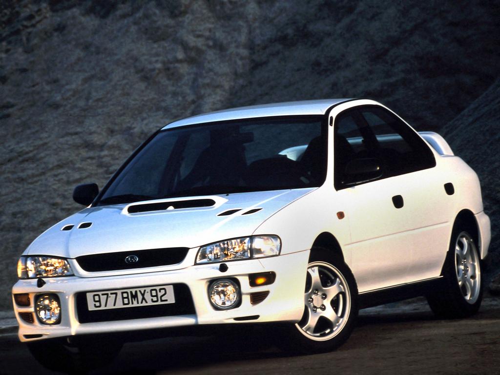 Subaru GT Turbo