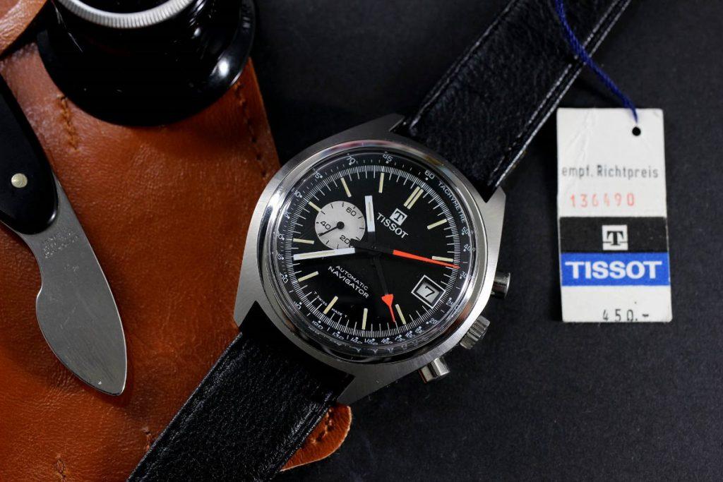 Tissot Navigator chrono 2160 (1793)