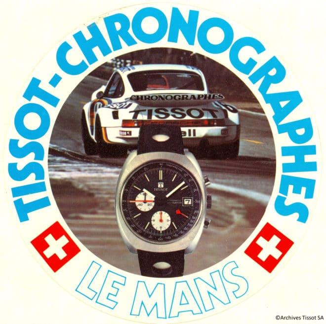 Publicité Tissot Navigator chrono 2160 (1793)
