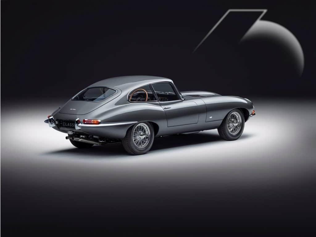 """Jaguar Type E """"Series 1"""" 3,8 litres coupé """"9600 HP"""""""