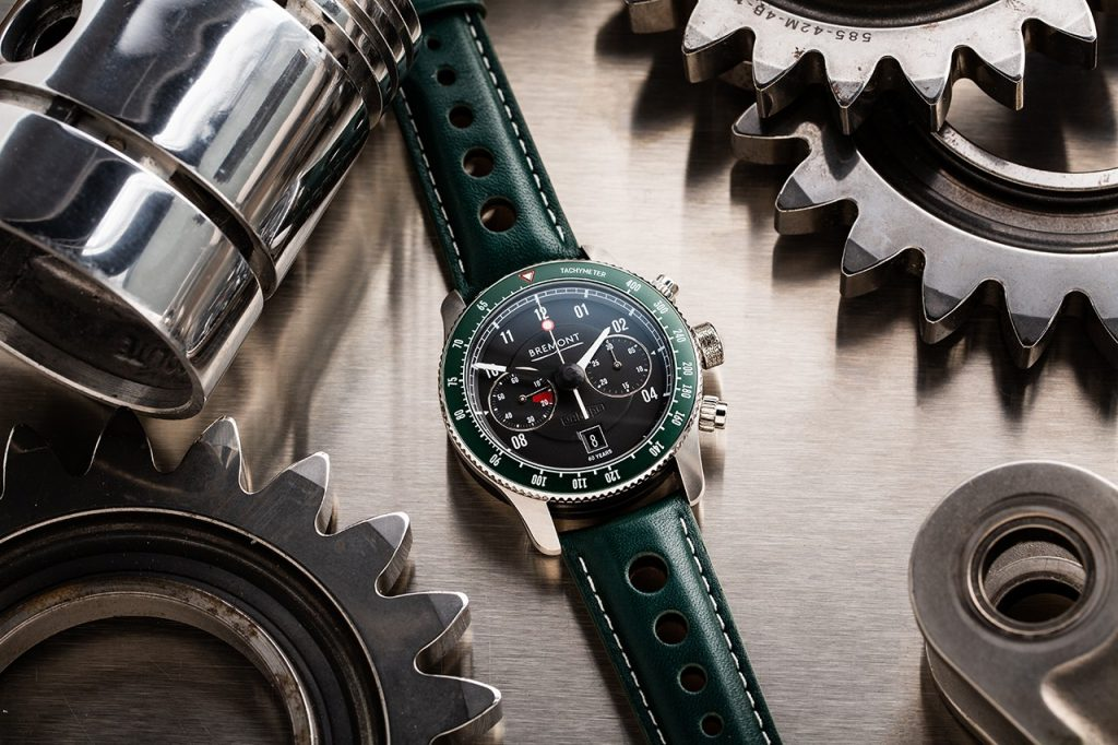"Bremont Jaguar E-Type 60th - ""Drop Everything Green"" Set"