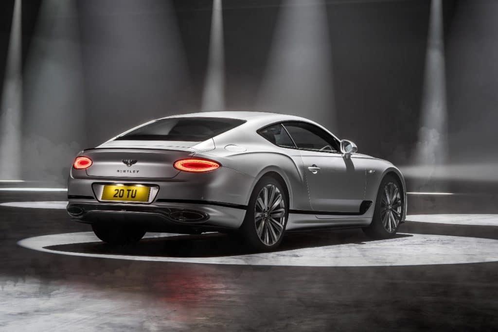 Bentley Continental GT Speed (2021)