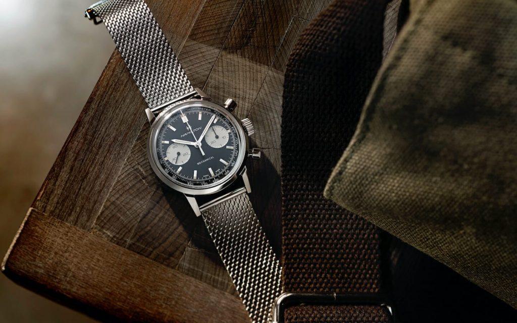 Hamilton Intra-Matic Chronographe H