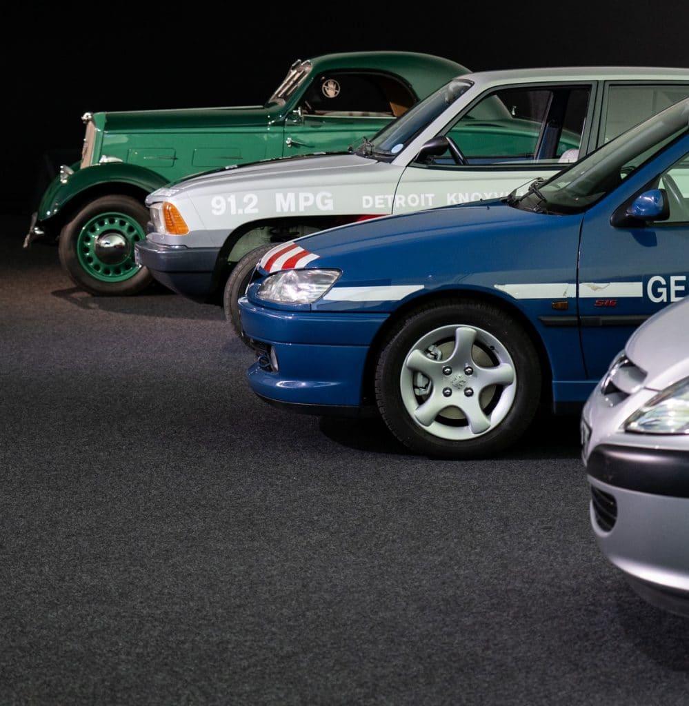 Peugeot 301, 305, 306, 307